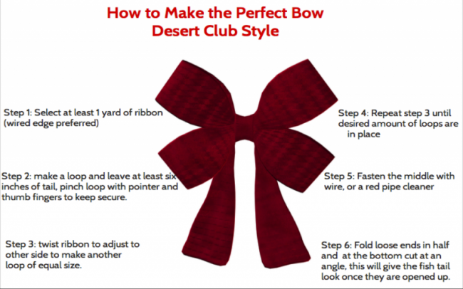 How to Bow Instruction Infographic_resized