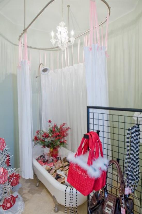 Christmas Idea House 2009 - Bedroom