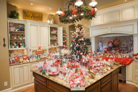 Christmas Idea House 2009 - Kitchen